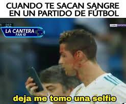 Memes De Cristiano Ronaldo - los mejores memes de la reacción de cristiano tras golpe en la cara