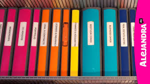 Organization Ideas For Home Binder Organization Best Binders U0026 Dividers To Use For Home