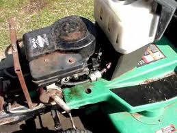 moddifed john deere sabre tractor youtube