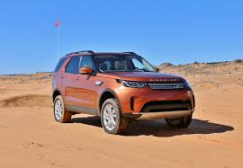 first land rover first drive 2017 land rover discovery jaguarforums