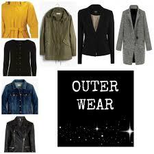 Wardrobe Clothing 50 Piece All Season Capsule Wardrobe Finding Delight