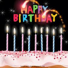 Happy Birthday Wishes Animation For Graphics For Birthday Wishes Animated Graphics Www Graphicsbuzz Com
