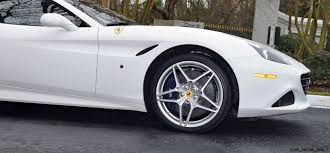 Ferrari California Dark Blue - road test review 2016 ferrari california t