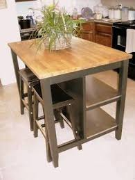 movable kitchen island ikea ikea stenstorp wohnideen kitchens apartments and