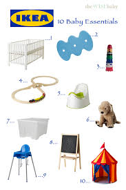 baby needs 10 things your child needs from ikea the wise baby