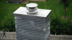 manufactured chimney chase installation greenville sc chim cheree