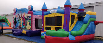 pit rental garden interesting bouncy houses with water slides