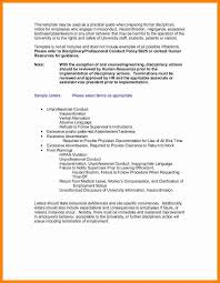 Notice For Employee Termination by 6 Warning Letter To Employee For Absent Job Resumed