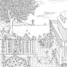 holly hobbie coloring pages vegetable garden from debbie macomber u0027s