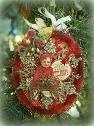 334 best shabby chic and paper ornaments images