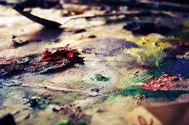 Paint Pallet by Paint Palette By Vintagefan On Deviantart