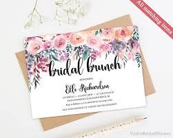 bridal brunch invitations template 240 best bridal shower invitation images on