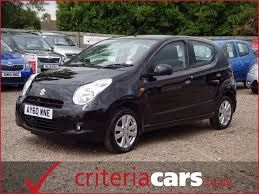 used suzuki alto cars for sale motors co uk