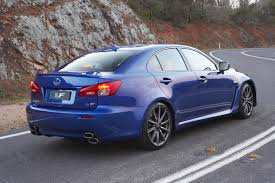 lexus isf blue buyer u0027s guide lexus xe20 is f 2008 14