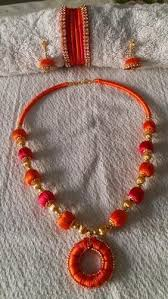 silk thread jewellery manufacturer from hyderabad