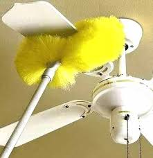 how to clean high ceiling fans cleaning a ceiling fan how to clean ceiling fan blades naturally