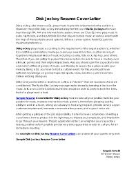 best ideas of how to write a good cover letter for journalism job
