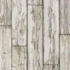 clarke clarke peeling planks in birch w0050 02 wallpaper from