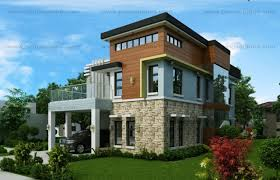 Home Floor Plans Estimated Cost Build 50 Images Of 15 Two Storey Modern Houses With Floor Plans And