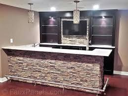 Basement Kitchen Bar Ideas Basement Bar Ideas For Small Spaces Beige Tile Modern Rustic