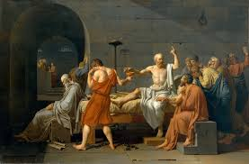 the death of socrates wikipedia