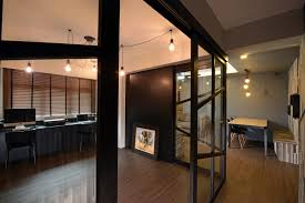 small space big solution wrecking wall kitchen partition wall