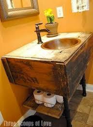 How To Make A Bathroom Vanity The Write Stuff Diy Bathroom Vanity 12 Bathroom Rehabs Bob