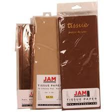 brown tissue paper brown tissue paper jam paper