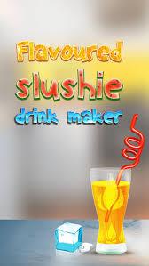 jeu de cuisine pour fille gratuit slushie aromatisé boisson maker pro jeux de fille gratuit cuisine