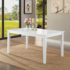 Better Homes And Gardens Dining Room Furniture Better Homes And Gardens Bankston Dining Table White Walmart Com