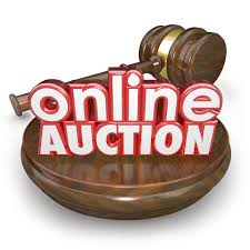 online real estate auctions