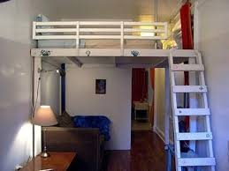 queen loft bed frame queen size loft beds youtube small home