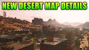 pubg new map pubg new desert map details this week in gaming fps news