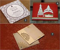 Indian Wedding Card Template Bengali Wedding Cards 7 Creative Cards To Announce Your