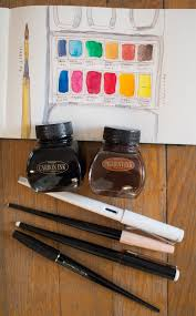 fountain pens for sketching u2013 the well appointed desk