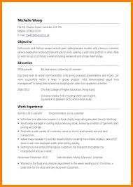 fashion resume examples sample resume for part time jobs business proposal sample format cv examples student part time jobresume examples sample resume part time job sample resume part throughout resume templates for undergraduate studentsjpg