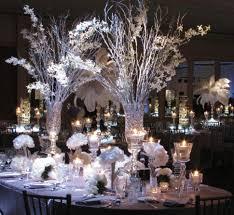 winter wedding decorations wedding cakes winter wedding decorations centerpieces gold