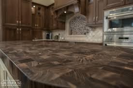 Kitchen Butcher Block Islands Countertops Kitchen Countertops And Islands Real Wood Oak