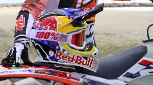 ktm motocross helmets ktm factory enduro team a new year a new look youtube