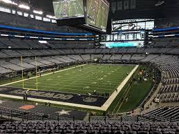at u0026t stadium west sro dallas cowboys rateyourseats com