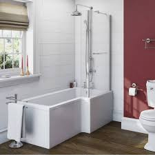 Bathroom Suites With Shower Baths Winchester Bathroom Suite Rh Shower Bath 1700x850 Victoriaplum Com