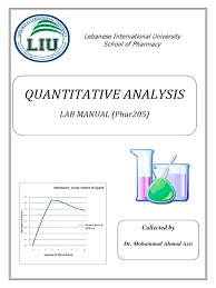 100 instrumental methods of analysis lab manual method for