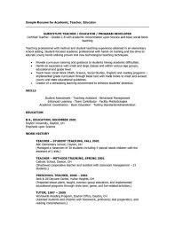 qualifications resume general resume objective examples general
