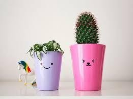 cute plant cute diy flower pot kao ani com