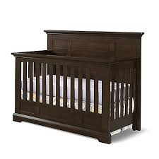 Top Convertible Cribs Child Craft 4 In 1 Flat Top Convertible Crib In Slate