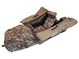 beavertail big gunner layout blind 600d fabric realtree mpn 401105