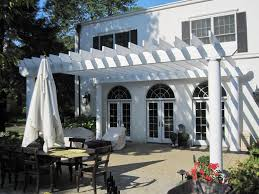 Pergola Post Design by A Perfect Pair Of Pergolas For Homeowners In Columbus Oh