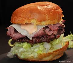 bratwurst patty burger recipe