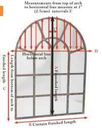 Curtains For Arch Window Best 25 Arched Window Coverings Ideas On Pinterest Arched