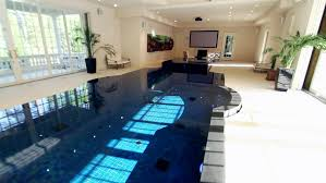 Swimming Pool Design For Small Spaces by Million Dollar Rooms Home Theater With Swimming Pool Hgtv